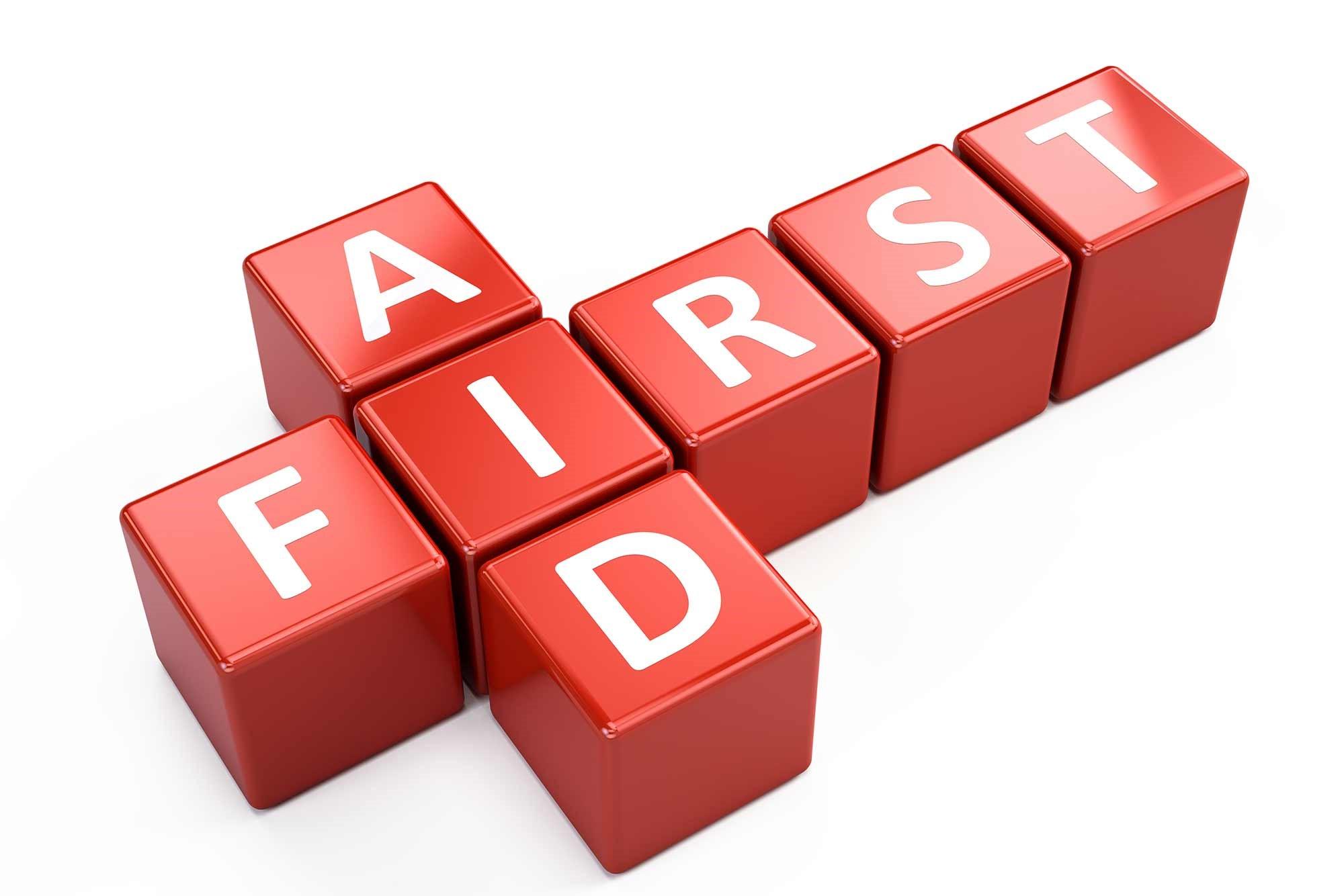 First Aid week
