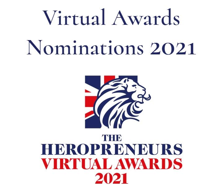 Heropreneurs Virtual Awards 2021